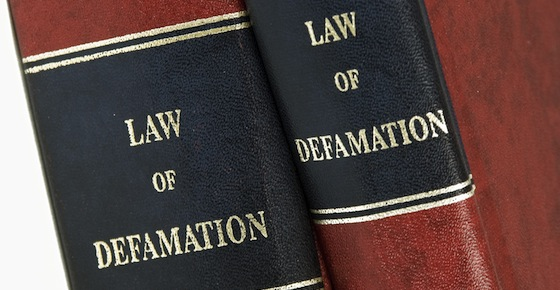 defamation lawyer