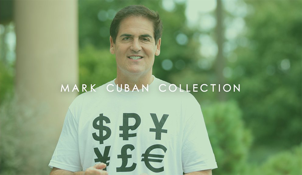 amazon exclusives mark cuban collection