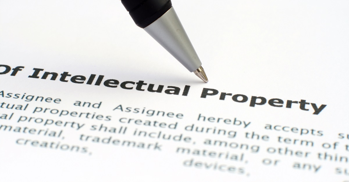 Intellectual Property Complaint