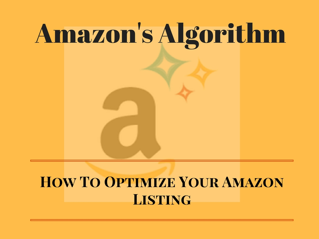 eacc8a10a1 Getting your product(s) noticed among Amazon's nearly 500 million other  product listings can be a huge challenge, which is why optimizing your  listing has ...