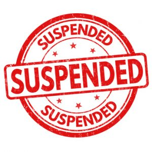 Why was my Amazon Account Suspended?