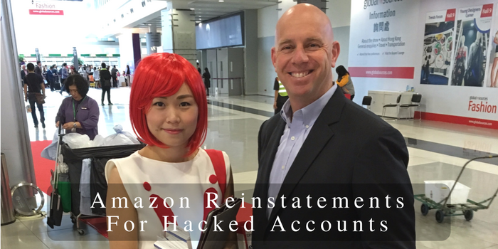Hacked Amazon Accounts