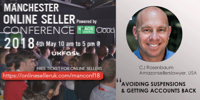 Speaking Event: Manchester Online Seller Conference