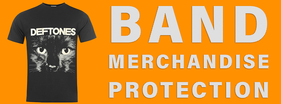 band merchandise protection lawyers