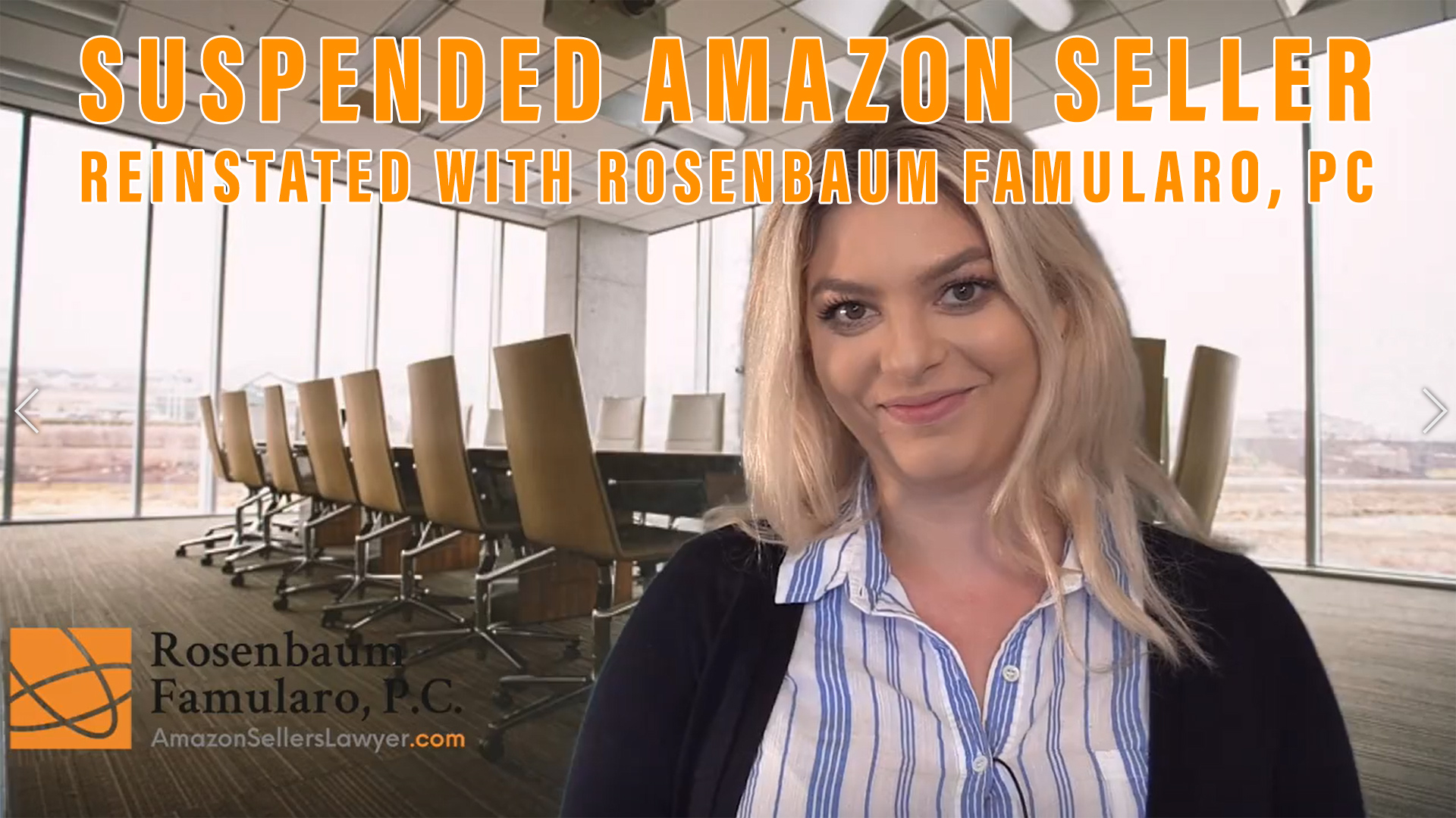 Another Suspended Amazon Seller Gets Reinstated
