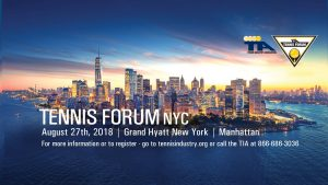 TIA Tennis Forum
