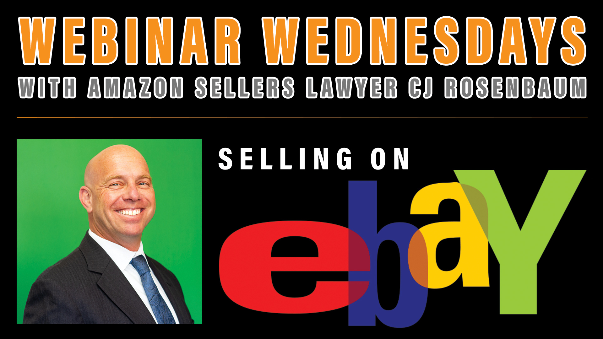 Aaron Schneider, Senior Manager of Business Development at eBay