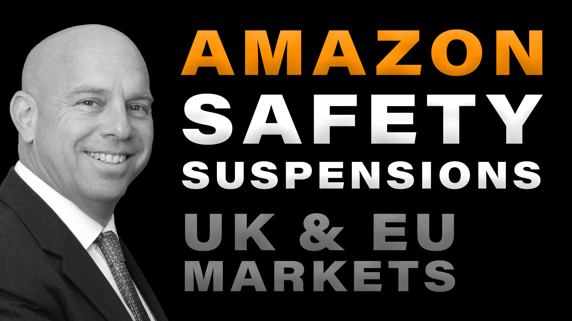 Amazon Seller Safety Suspensions in UK & EU
