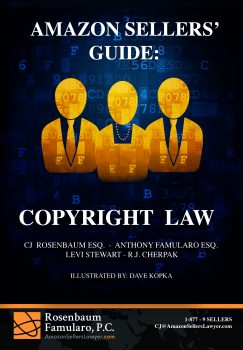 Amazon Sellers Guide - Copyright Law