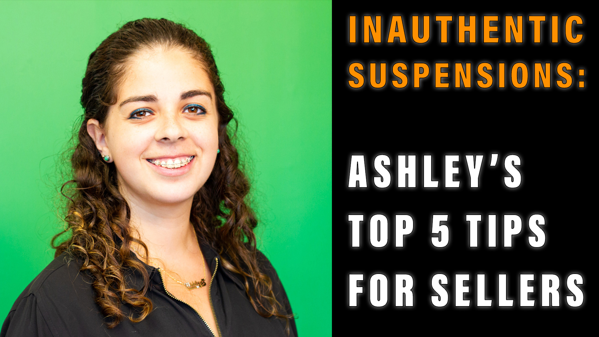 Inauthentic Amazon Suspensions Ashley's Top 5 Tips for Sellers