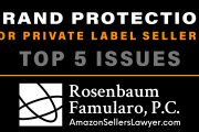 brand protection for private label sellers