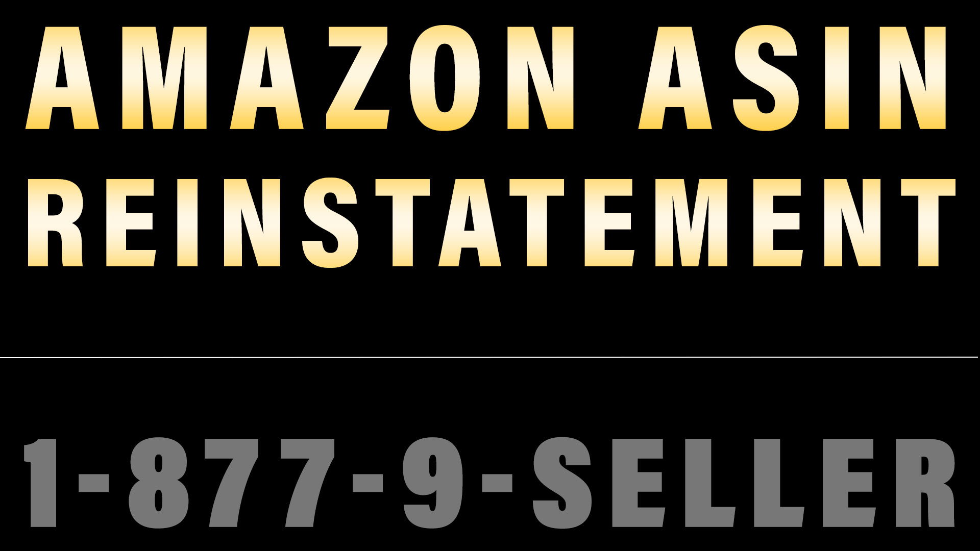 Suspended Amazon ASIN Reinstatement